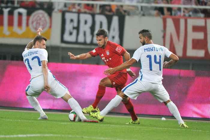 Bundesliga skytteliga - vem vinner 2018?